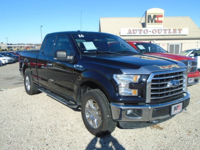 2016 Ford F-150 XLT SuperCab 6.5-ft. Bed 4WD Colby KS