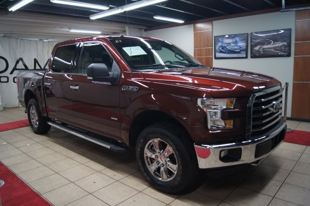 2016 Ford F-150 XLT SuperCrew 5.5-ft. Bed 4WD Charlotte NC