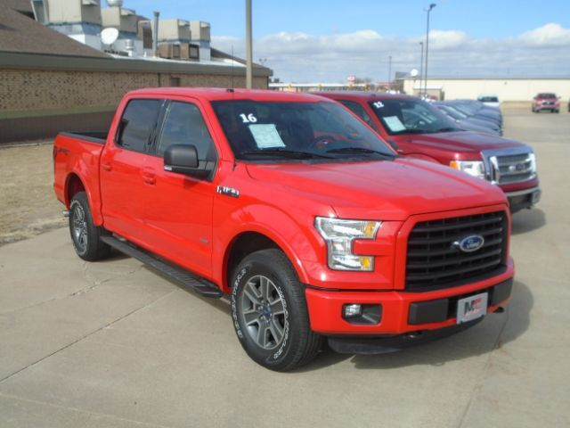 2016 Ford F-150 XLT SuperCrew 5.5-ft. Bed 4WD Colby KS