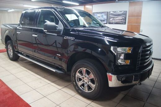 2016 Ford F-150 XLT SuperCrew 6.5-ft. Bed 4WD Charlotte NC