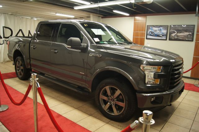 2016 Ford F 150 Xlt Supercrew 6 5 Ft Bed 4wd Sport Package Charlotte Nc 28693748