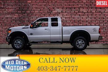 2016_Ford_F-250_4x4 Super Cab Lariat Diesel Leather Nav BCam_ Red Deer AB