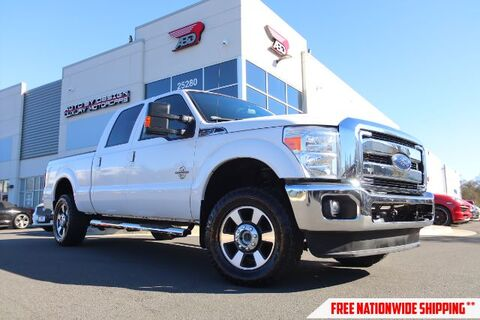 2016_Ford_F-250 SD_Lariat Crew Cab Long Bed 4WD_ Chantilly VA