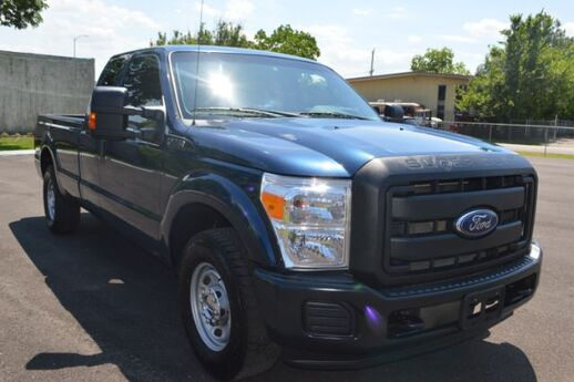2016 Ford F-250 SD XL SuperCab Long Bed 2WD Houston TX