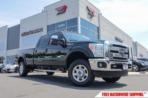 2016_Ford_F-250 SD_XLT Crew Cab Long Bed 4WD_ Chantilly VA