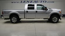Ford F-250 Super Duty 4x4 Crew Cab XLT: 6.7L-SHORT-CLOTH-CD PLAYER-4X4-1 OWNER 2016