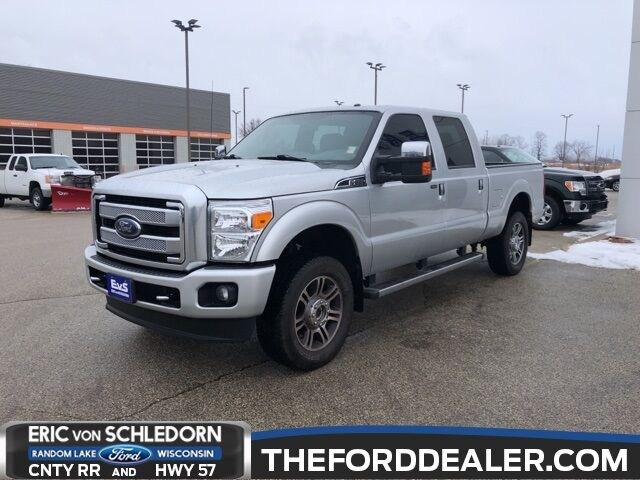2016 Ford F-250SD Platinum Milwaukee WI