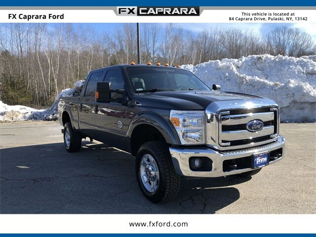 2016 Ford F-250SD XLT Watertown NY