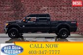 2016 Ford F-350 4x4 Crew Cab Lariat FX4 Diesel Leather Roof Nav