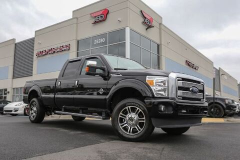 2016_Ford_F-350 SD_Platinum Crew Cab Long Bed 4WD_ Chantilly VA