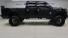 Ford F-350 SRW Super Duty 4x4 Platinum: 6.7L, LIFTED, SRW, NAV, MOON, LEATHER, HEATED, COOLED, 1 OWNER 2016