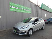 2016_Ford_Fiesta_S Sedan_ Spokane Valley WA