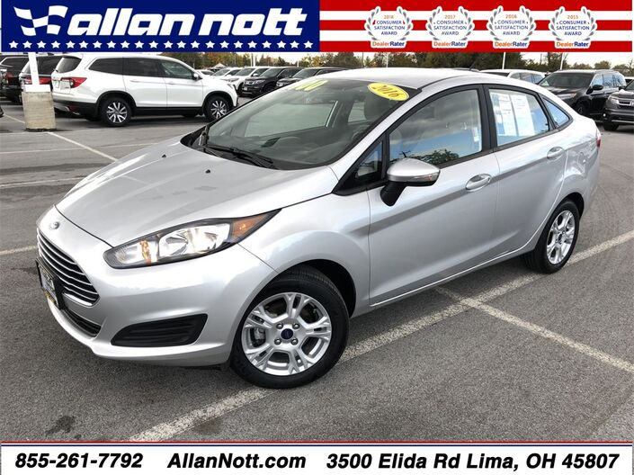 2016 Ford Fiesta SE Lima OH