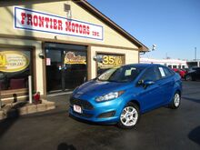 2016_Ford_Fiesta_SE Sedan_ Middletown OH