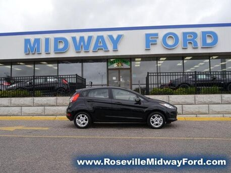 2016_Ford_Fiesta_SE_ Roseville MN