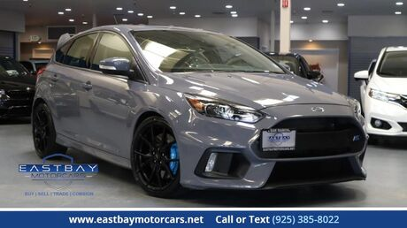 2016 Ford Focus RS San Ramon CA