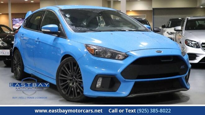 2016_Ford_Focus_RS_ San Ramon CA