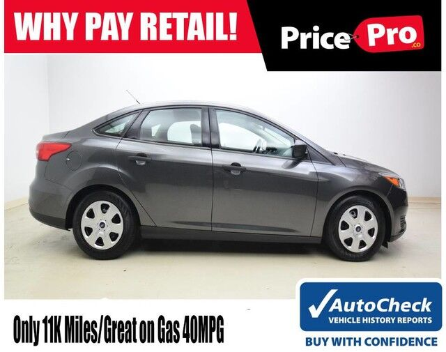 2016 Ford Focus S Maumee OH