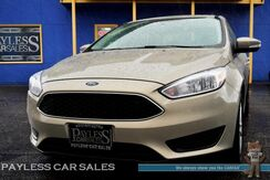 2016_Ford_Focus_SE / Automatic / Sunroof / Microsoft Sync Bluetooth / Back-Up Camera / Cruise Control / 36 MPG / 1-Owner_ Anchorage AK