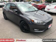 2016_Ford_Focus_SE   CAM   ONE OWNER   HEATED SEATS_ London ON