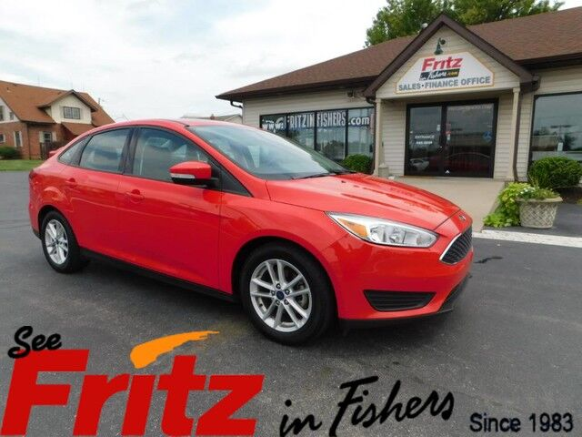 2016 Ford Focus SE Fishers IN ...