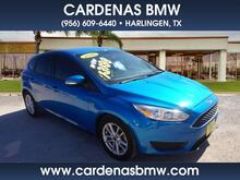 2016_Ford_Focus_SE_ Harlingen TX