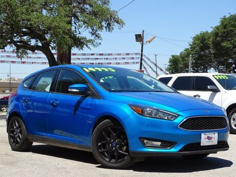 2016 Ford Focus SE San Antonio TX