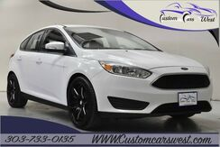 2016_Ford_Focus_SE_ Englewood CO