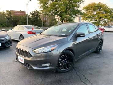 2016_Ford_Focus_SE_ Worcester MA