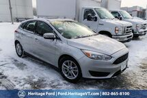 2016 Ford Focus SE South Burlington VT