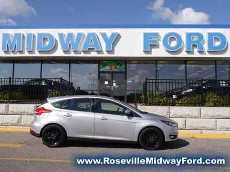 2016_Ford_Focus_SE_ Roseville MN