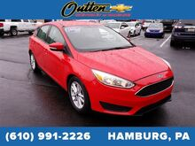 2016_Ford_Focus_SE_ Hamburg PA