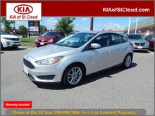 2016_Ford_Focus_SE_ Waite Park MN