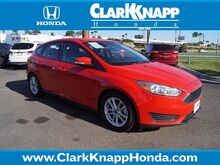 2016_Ford_Focus_SE_ Pharr TX