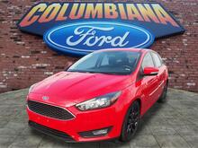 2016_Ford_Focus_SE_ Columbiana OH