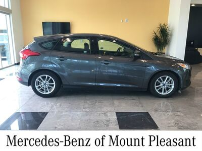 2016_Ford_Focus_SE_ Charleston SC