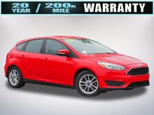 2016_Ford_Focus_SE_ Southern Pines NC
