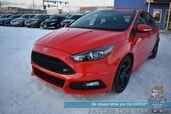 2016 Ford Focus ST / 6-Spd Manual / Heated Leather Seats / Heated Steering Wheel / Navigation / Sunroof / Sony Speakers / Bluetooth / Back Up Camera / 31 MPG