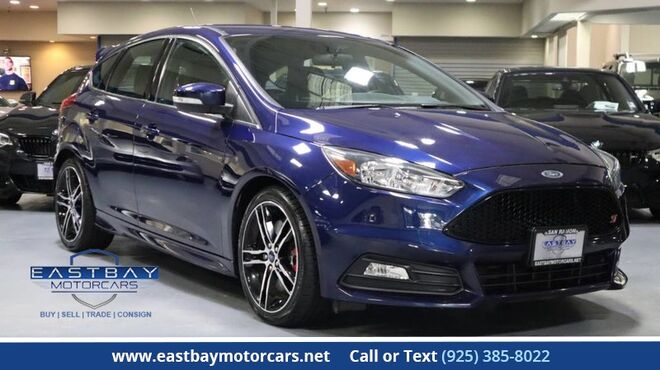 2016_Ford_Focus_ST_ San Ramon CA