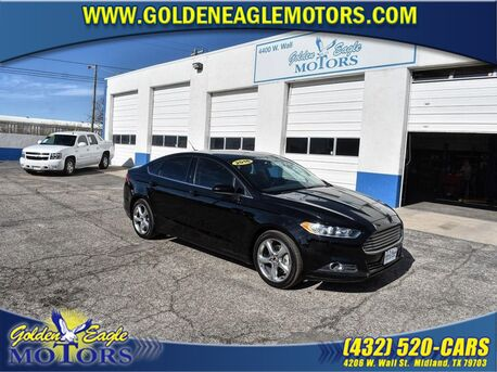 2016_Ford_Fusion_4DR SDN S FWD_ Midland TX