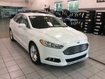 2016 Ford Fusion-ECOBOOST SE