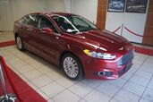 2016 Ford Fusion Energi LUXURY EDITION WITH LEATHER AND NAVIGATION
