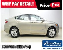 2016_Ford_Fusion Energi_SE Luxury w/Navigation_ Maumee OH