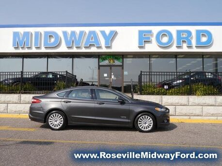 2016_Ford_Fusion Energi_SE_ Roseville MN