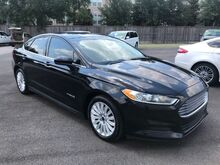 2016_Ford_Fusion Hybrid_S_ Houston TX