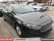2016_Ford_Fusion_S   CAM   BLUETOOTH_ London ON