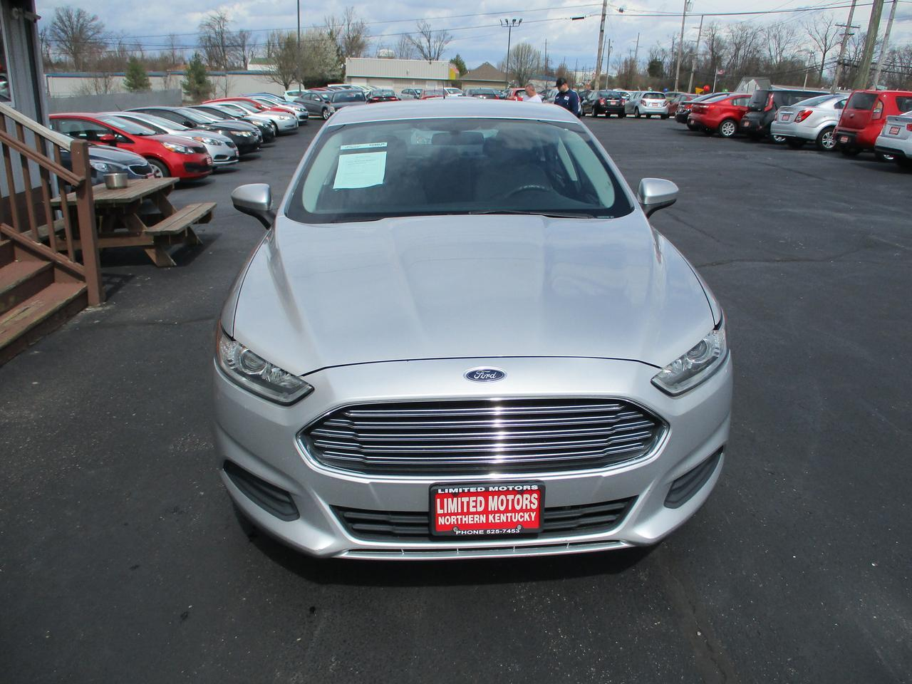 2016 Ford Fusion S Florence KY