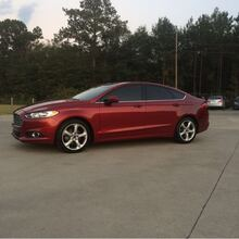2016_Ford_Fusion_S_ Hattiesburg MS