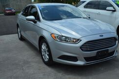 2016_Ford_Fusion_S_ Houston TX