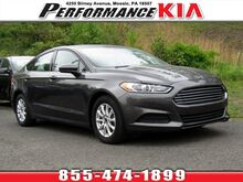 2016_Ford_Fusion_S_ Moosic PA